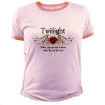 twilight t-shirts and gifts